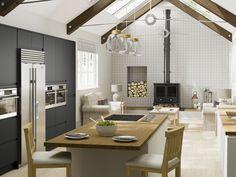 Laura Ashley Kitchen, Marlow Kitchen, Traditional Kitchen Decor, Kitchen design