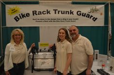 Protect your vehicle's trunk while getting to your favorite biking path. Trunk Mount Bike Rack, Biking, Vehicle, Trunks, Drift Wood, Bicycling, Tree Trunks, Motorcycles, Cycling