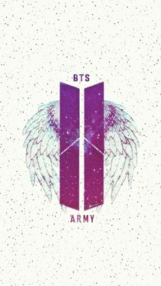 BTS ARMY LOGO Wallpaper