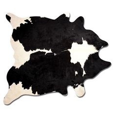 Kobe 83x67 Rug Black And White, now featured on Fab.