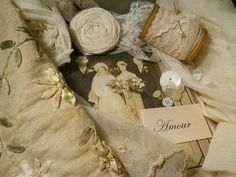 Vintage Wedding Theme #wedding #vintage