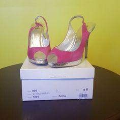 Pink Heels Pink heels Bakers Shoes Heels