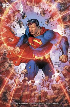 Superman by Jim Lee, colors by Pressy Patanik Superman Artwork, Superman Wallpaper, Batman And Superman, Superman Family, Jim Lee Superman, Chibi Superman, Superman Symbol, Supergirl Superman, Superman Stuff