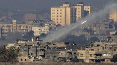 CarmonaTrujillo: Ejército israelí: Hamás rompe la tregua con Israel...