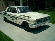 Executive Auto Shippers >> 1957 ford gasser | Gassers | Pinterest | Ford, Cars and Sweet cars