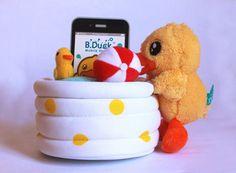 Porta celular B.Duck