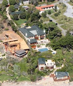 cindy crawford's malibu house