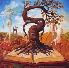 Salvador Dalí Artist - Paintings | ... in Surrealistic Painter and Follower of Salvador Dali José Roosevelt #art
