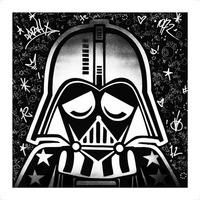 Darth Mono By AME72: Category: Art Currency: GBP Price: GBP150.00 Retail Price: 150.00 'Darth Mono' is a striking Giclee print from…
