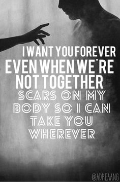 "MACHINE GUN KELLY LYRICS  ""Bad Things"" with Camila Cabello I want you forever Even when we're not together Scars on my body so I can take you wherever"