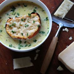 Blonde French Onion Soup