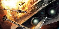 Read part one of the short story featured in Star Wars Insider, where the vaunted Blade Squadron attempts to bring down the Star Destroyer Devastator! Star Wars Rpg, Star Wars Ships, Star Wars Rebels, Star Trek, Star Wars Website, Star Wars Concept Art, Star Destroyer, Space Crafts, Sci Fi Fantasy