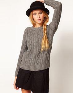 ASOS Aran Sweater - $42.22