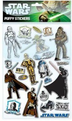 Anker Star Wars Puffy Sticker Sheet: // lola