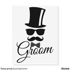 #groom #teamgroom #bachelorparty #wedding Funny groom temporary tattoos