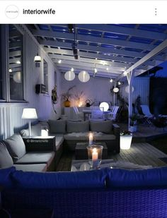 Patio Furniture for All Seasons - Patio Decor Terrasse Design, Patio Design, House Design, Design Design, Outdoor Rooms, Outdoor Living, Outdoor Decor, Plastic Patio Furniture, Backyard Patio
