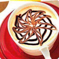 カフェ(コーヒー)レース/ネスカフェ 香味焙煎(ネスレ日本)