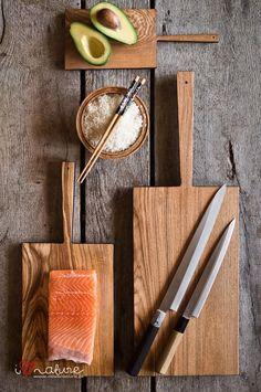 handcrafted kitchen utensils