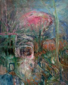 oil on canvas, 70x60 cm