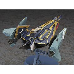 Macross Delta HASEGAWA 1/72 Plastic Model : Sv-262Hs Draken III [Keith Custom]