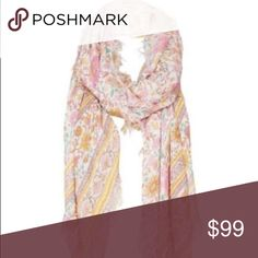 In search of Folk Town scarf NOT SELLING! Looking for my unicorn 🦄 Spell & The Gypsy Collective Accessories Scarves & Wraps