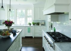 Benjamin Moore Icicle White Kitchen Cabinet Paint Color. The kitchen cabinets are maple painted in Benjamin Moore Icicle. Benjamin Moore Icicle White Kitchen Cabinet Paint Color. Benjamin Moore Icicle White Kitchen Cabinet Paint Color #BenjaminMooreIcicle #WhiteKitchen #CabinetPaintColor Hendel Homes