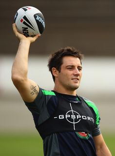 Cooper Cronk from the Kangaroos