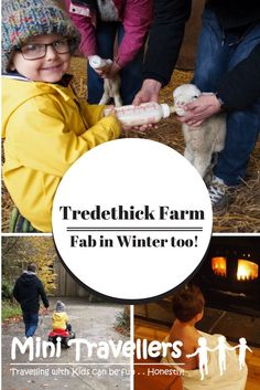 Tredethick Farm Cottages Cornwall www.minitravellers.co.uk Cornwall in the summer is amazing though you are never really guaranteed beach weather whatever the season. It's a trip we make each year as a family and have enjoyed exploring the rugged coast line and hidden beaches come rain or shine. So how would it fair for a winter break… well it wasn't the 'hot' baby moon we had originally imagined, but everything changes when it's your second!