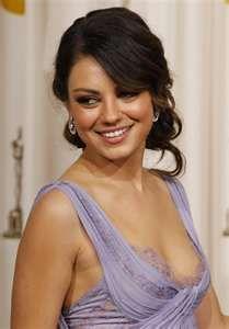 Mila Kunis! love her