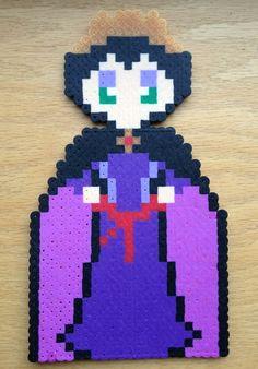 Disney Villain The Evil Queen Perler Bead