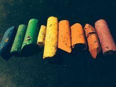'rainbow' by Rache