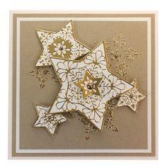 Sinelli - Askarteluverkkokauppa - Askartelu - Askartelutarvikkeet Malli, Christmas Cards, Frame, Star, Decor, Beauty, Christmas E Cards, Picture Frame, Decoration