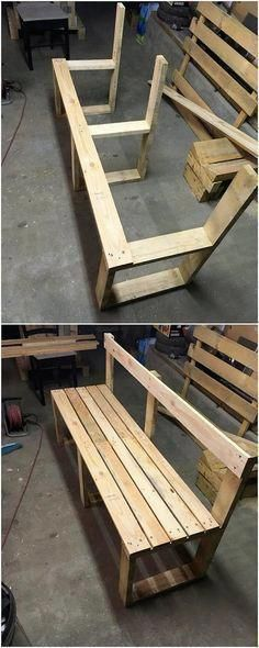 Wooden Pallet Projects awesome Top Summer Wooden Pallet Furniture Crafts for Saturday Wooden Pallet Projects, Wooden Pallet Furniture, Pallet Crafts, Wooden Pallets, Wooden Diy, Pallet Ideas, Diy Crafts, Pallet Wood, Outdoor Pallet
