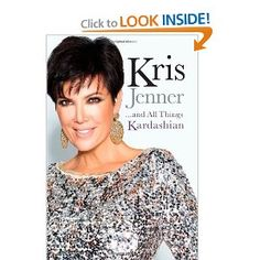 Kris Jenner and all things Kardashian..Thought I would give this book a try and I could not put it down. The connections, the gossip and drama all unfolded in this book. Lots of details on her early childhood, her marriage, the affair, the closeness that she shared with OJ and Nicole Simpson, and how she has overcome the sadness and made her family what they are today. Powerful Woman!