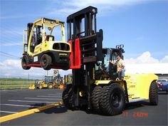 Get Best Deal on Used 2011 #Hyster #Forklift with Free Price Quotes by Machinery Sales & Consulting for $ 329000 in San Francisco, CA, USA at: http://goo.gl/PUZUBN