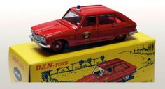 New Dan-Toys Renault 16 Fire Department 1/43 Scale Dinky Toys Replica now available at www.dan-toys.com. 10 %off and FREE SHIPPING for USA. For overseas flat rate shipping $15.