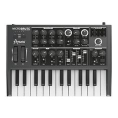 3b0b6f95c70b1 ARTURIA MicroBrute Analogue Synthesiser  Amazon.co.uk  Musical Instruments