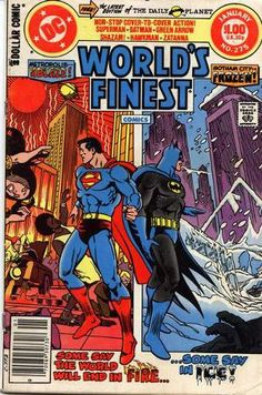 World's Finest #275 (1982)