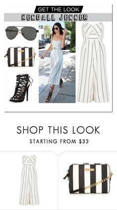 """""""Kendall Jenner"""" by keepfashion92 ❤ liked on Polyvore featuring River Island and Burberry"""