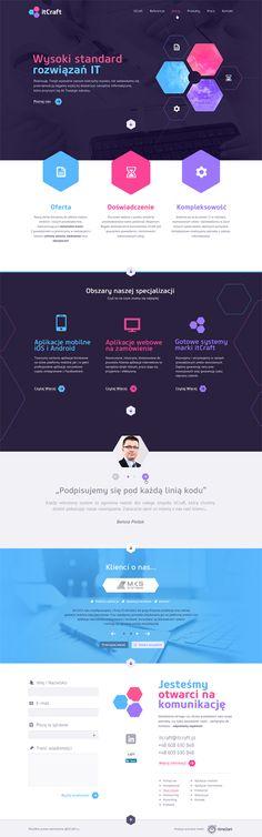 itCraft on Web Design Served