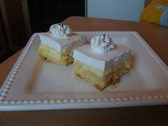 Prăjitură răsturnată cu mere ,cremă de vanilie si friscă Ale, Cheesecake, Food, Candy, Ale Beer, Cheesecakes, Essen, Meals, Yemek