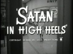 OK, I actually have this flick, and the title is the best thing about it.