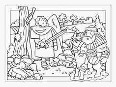 1000 Images About Balaam On Pinterest Donkeys Bible Balaam And The Talking Coloring Pages