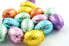 Easter Eggs, photo courtesy of Christopher Hall