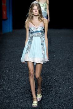Mary Katrantzou - Spring Summer 2015 Ready-To-Wear - Shows - Vogue.it