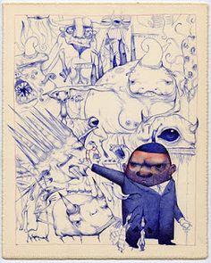 bill carmen: sketchbook