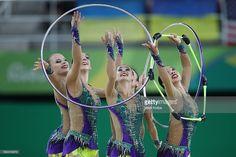 Group USA, Olympic Games (Rio) 2016