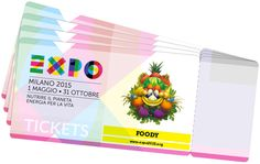 Expo 2015's Ticket Sale starts! Get your ticket now  https://tickets.expo2015.org/