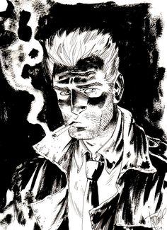John Constantine - Tony Moore