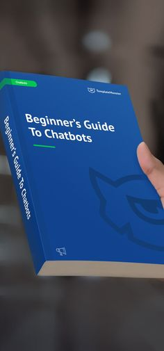 "Must Read for every Social media geek: Free e-book ""Beginner's Guide To Chatbots"". #smmguide #freeebook #smmtuts #socialmedia #chatbot https://www.templatemonster.com/blog/beginners-guide-chatbots-free-ebook/"